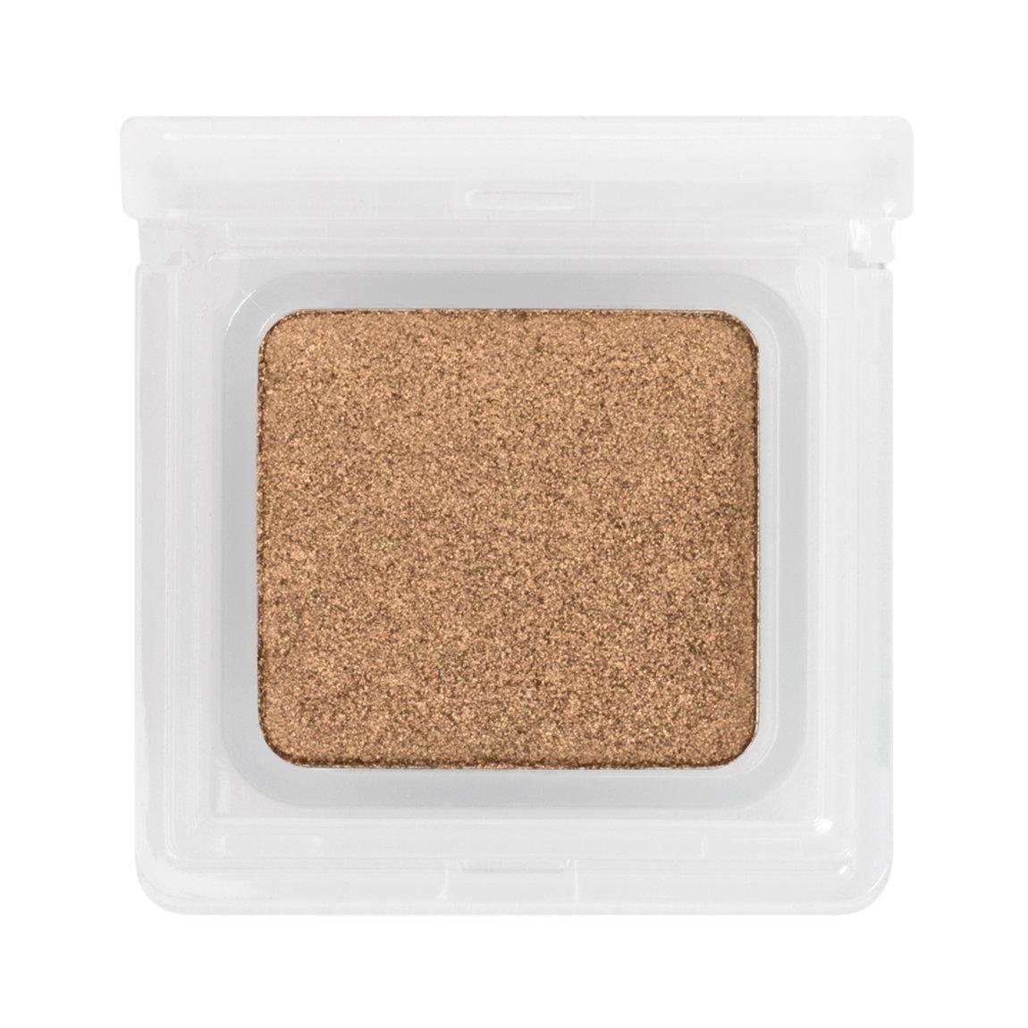 Natasha Denona Mono Eye Shadow Metallic 13M - Raw Gold alternative view 1 - product swatch.