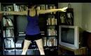 Tone those legs @ home ! 3 easy exercises