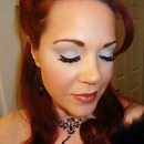 1960's Inspired Makeup - Ann Margret