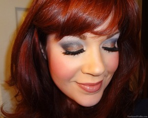 For more info on this look, please visit: http://www.vanityandvodka.com/2013/08/the-parallel-worlds-makeup-collection.html  xoxo, Colleen ♥