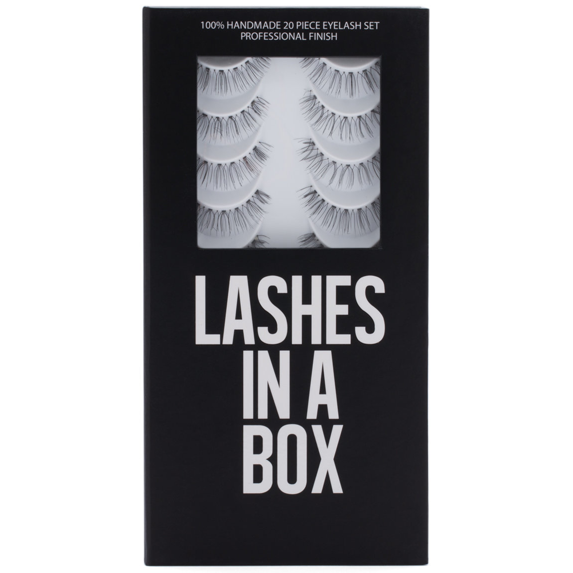LASHES IN A BOX N°18 alternative view 1 - product swatch.