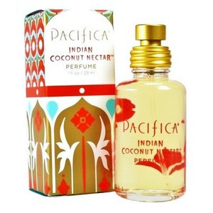 Yummy sweet and natural coconut fragrance.  Highly recommended. Use coupon code 10PERFUME at well.ca to get $10 off you next order....free shipping in Canada for orders over $29.
