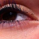 blue eyelashes