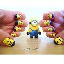 Minions fingers