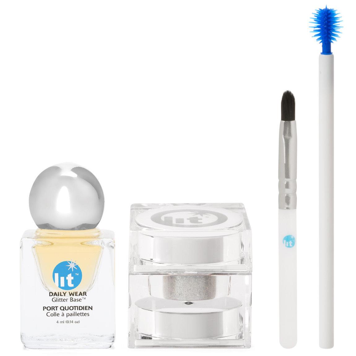 Lit Cosmetics Lit Kit: Lit Metal Kits Magnetic (Silver) alternative view 1.