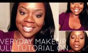 Get Ready with me: Everyday Makeup Tutorial