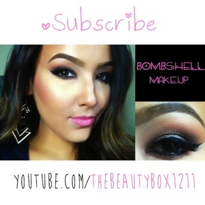 Tutorial is now on my channel!
