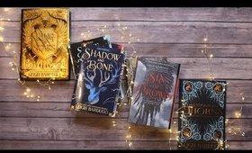 Books I've recently read | Leigh Bardugo's Month|| Marya Zamora