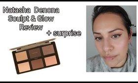 Natasha Denona Sculpt & Glow Palette + Surprise Giveaway 😍