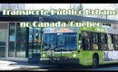 Transporte Público Urbano no Canada/Quebec