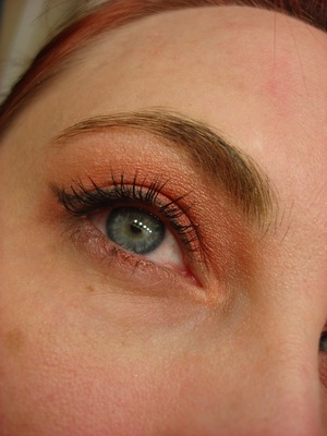 Armani Prive inspired day look, open eye :)