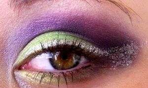 I did this look today on Jess it was so much fun (: