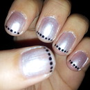 Newbie nail art