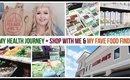 My Health Journey Rambles + Shop With Me At Trader Joes