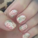 One stroke flowers :)
