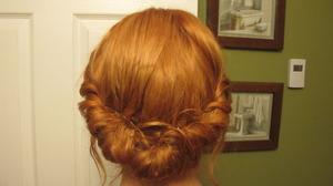 hair for grad