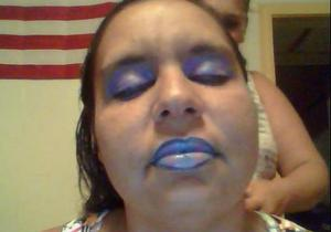my husbandand i like these two colors so i figured i'g do the make up for him.