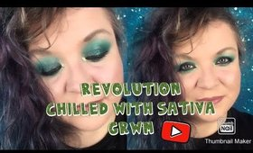 Revolution Chilled With Cannabis Sativa GRWM