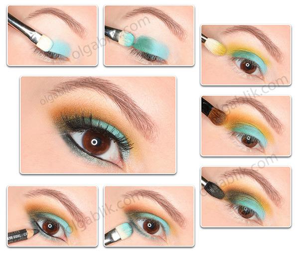 Makeup Tutorial With Lime Crime China Doll Palette Olga B S Olgablik Photo Beautylish