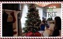 VLOGMAS 2017 DAY 8 | DECORATING THE CHRISTMAS TREE