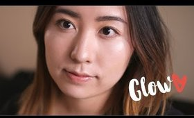 Natural Glow Everyday Makeup Tutorial for Hooded Asian Eyes