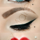 Pin Up Makeup Look