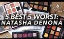 5 BEST & 5 WORST: NATASHA DENONA   Jamie Paige