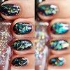 Zoya Monet & My Bokeh Manicure