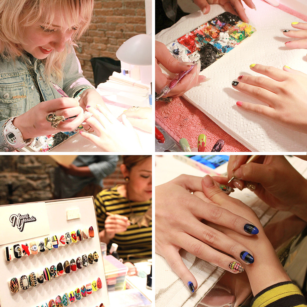 Vanity Projects: Nail Art Gets An Artsy Boost In NYC | Beautylish