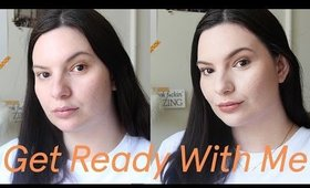 My Everyday Makeup Routine & REAL Talk feat. Glossier, NUDESTIX, Lancôme   Olivia Frescura