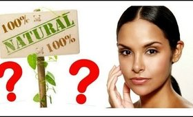 Are Your Natural Beauty Products Really Natural? - Ms Toi