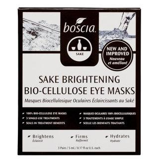 boscia Sake Brightening Bio-Cellulose Eye Masks