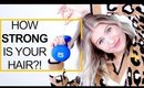 How Strong is Your Hair?! | Milabu