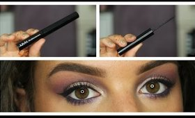 NYX The Skinny Mascara First Impressions Review ♥