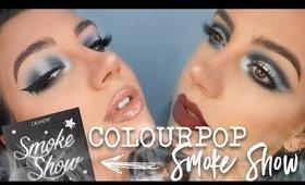 Colourpop SMOKE SHOW Review + Two Looks! (And Venus Immortalis Comparison)