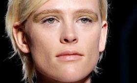 Balenciaga Hair, Paris Fashion Week S/S 2012