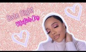 SoftGlam Valentines Day | @leiydbeauty