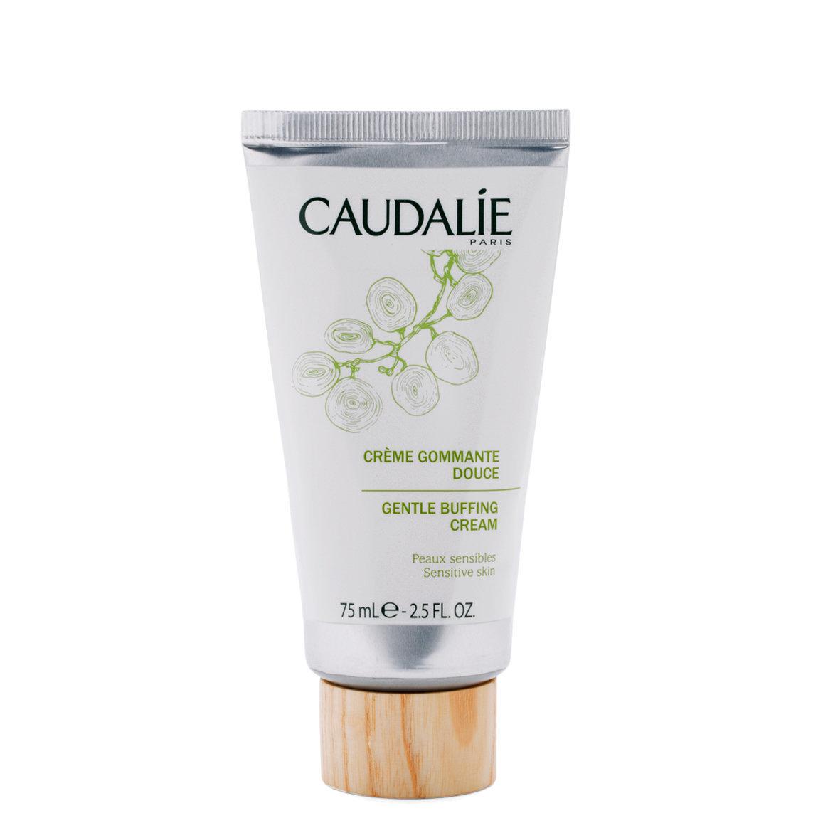 Caudalie Gentle Buffing Cream product swatch.