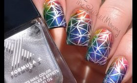 Sephora Formula X Infinite Ombré Nail Art