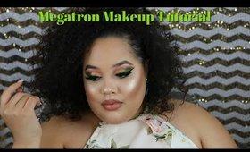Nicki Minaj Megatron Makeup Tutorial
