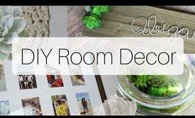 DIY Cheap and Easy Room Decor