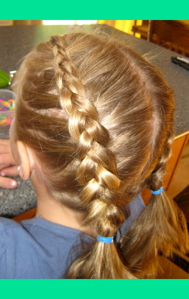 Inside Out French Braid Tammy F S Tammyfavata Photo