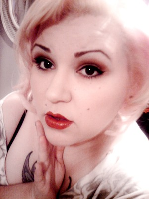 Hair and Makeup inspired by the great Marilyn Monroe