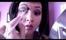 High School Dance Series: Sultry Brown Smokey Eye