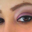 purple and brown