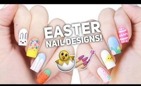 10 Easy Easter Nail Art Designs: The Ultimate Guide!