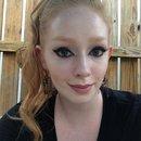 Black widow eyeliner