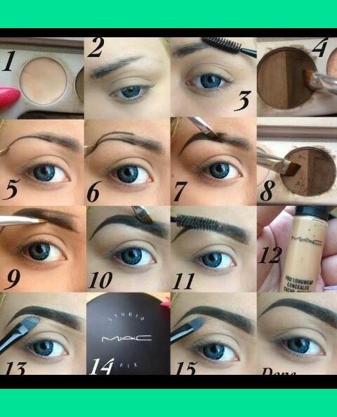 Eyebrows Alexa M S Photo Beautylish