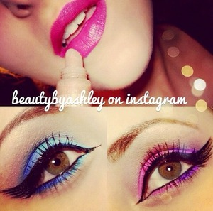 To see this look and more, check out my Instagram @beautybyashley ☺💕