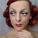 History of make up - 1930's